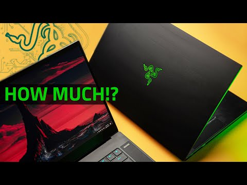 External Review Video qgegtnDLngU for Razer Blade 15 (Early 2020) Gaming Laptop