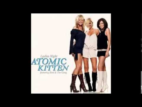 Atomic Kitten -  Don't Go Breaking My Heart