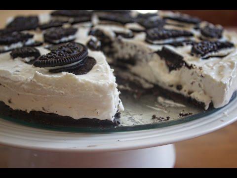 How to make No Bake Oreo Cheesecake   5 ingredients