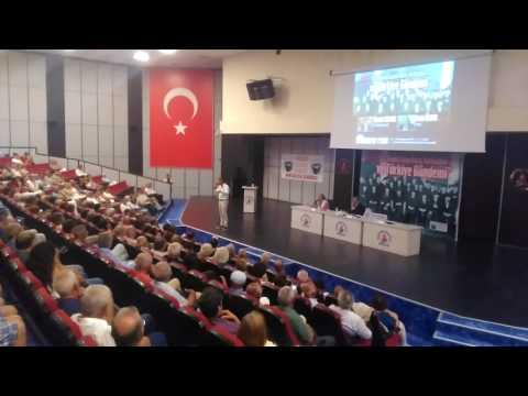 Ülgen ve Öztürk'ten Lozan Konferansı