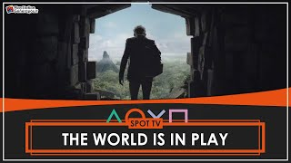 PS Vita - The World is in Play - Spot TV Italia (2012)