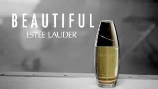 Brooke Perry for Estée Lauder's Beautiful Perfume Collection