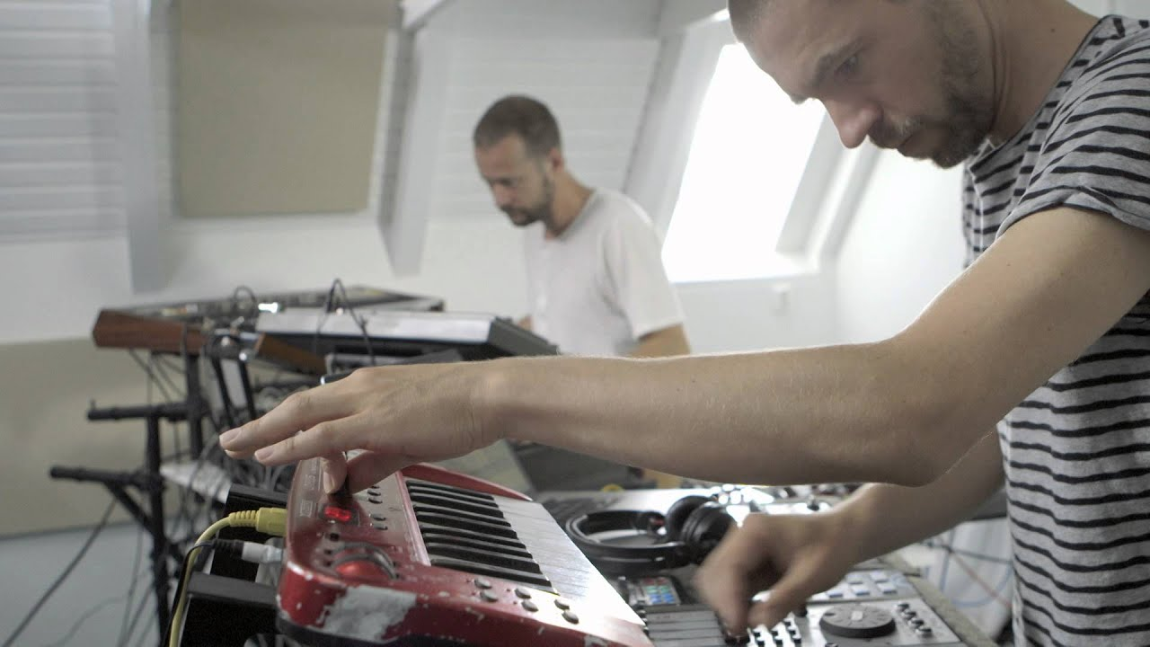Minilogue - Studio Jam Session 2014