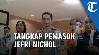 Ringkus HR dan AK, Polisi Buru Seorang Pemasok Ganja Lain untuk Jefri Nichol dan Robby Ertanto