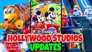 Top 7 Disney World Ride Updates At Disneys Hollywood Studios - Reopening
