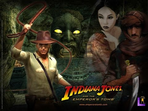 Trailer de Indiana Jones and the Emperors Tomb