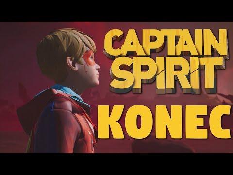 Captain Spirit | KONEC | #5 | České titulky | 1080p