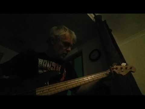 Cyclone - Monster Magnet  (bass cover)
