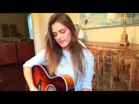 Break Up In the End - Cole Swindell - acoustic cover by Alana Springsteen