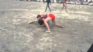 Men Vs Women : Divya Sain Fights With Anuj Thakur