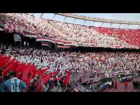 """River - Quilmes torneo final 2014 esta es tu hinchada, esta tu gente river plate, river plate"" Barra: Los Borrachos del Tablón • Club: River Plate"
