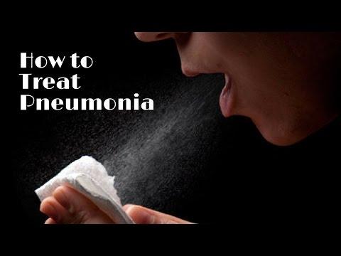 Video How to treat pneumonia