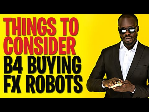 Things to consider when buying a forex robot for automated trading software | FOREX EA TRADER