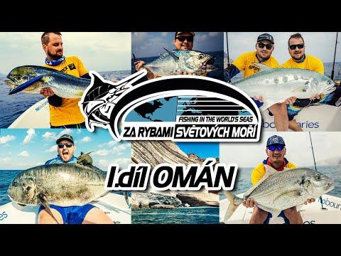 Za rybami světových moří – 1. díl Omán (HD)(Official movie 2020)