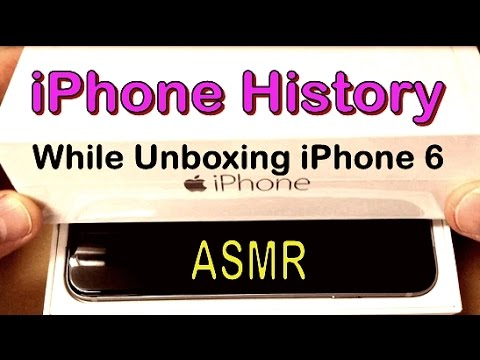 Apple iPhone History - ASMR