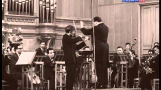 Viktor Tretyakov - Paganini Concerto No.1 - 3 Mov. (extract)