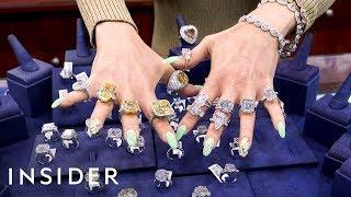 26-Year-Old Jeweler Makes Custom Bling For The Celebs