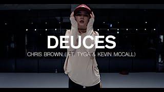 DEUCES - CHRIS BROWN(FEAT. TYGA & KEVIN MCCALL) / HEYOON JEONG CHOREOGRAPHY