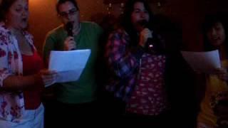 Ashita no Kioku - Karaoke (Arashi Brigade from Aibakaland)