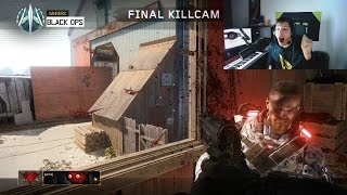 OpTic Pamaj - The Greatest S&D Match EVER Played... CRAZY ROUND 11