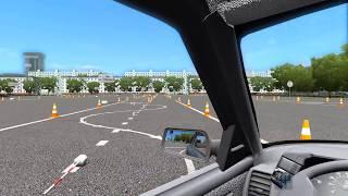 ПАПА ПОСАДИЛ ЗА РУЛЬ БЕЗ ПРАВ | РЕАЛЬНАЯ ЖИЗНЬ В CITY CAR DRIVING!! РП ЗАДАНИЯ