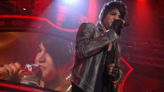 Adam Lambert Ring of Fire American Idol
