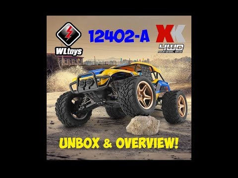 WLToys XKs 12402-A D7 Racing Truck Overview
