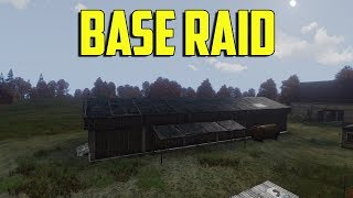 ARMA 3 Exile - Base Raid