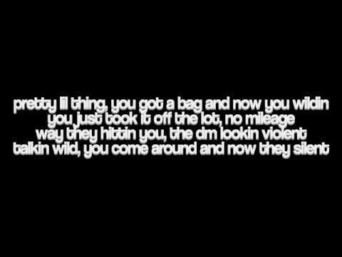 Chris Brown - No Guidance ft. Drake (Lyrics)