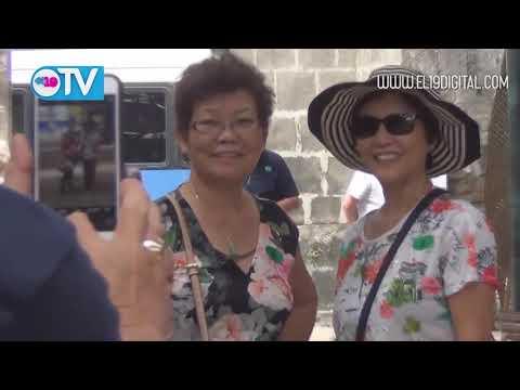 Turistas Extranjeros visitan con éxitos Masaya, Catarina y Nindirí