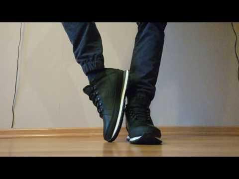 Buty/shoes NEW BALANCE HL754BN na nogach/on feet