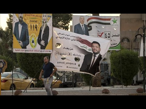 العرب اليوم - اللامبالاة والإحباط يخيمان على الشارع العراقي قبل أسابيع من الانتخابات المرتقبة