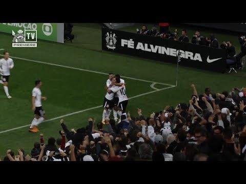Corinthians vence mais uma e dispara; Copete dá show e Santos bate São Paulo