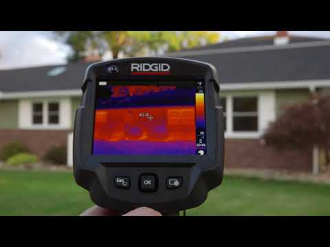 RIDGID Thermal Imaging – Using the Imager