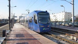 preview picture of video '[Paris] Siemens Avanto Tram-Train T4 - Bondy'