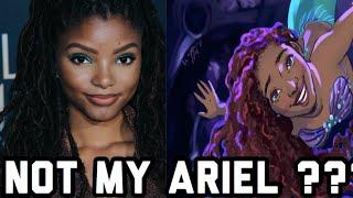 Not My Ariel .... 🤨