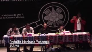 Rodolfo Machaca Yupanqui Confederación Sindical Única de Trabajadores Campesinos de Bolivia