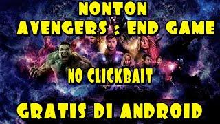 CARA NONTON / DOWNLOAD FILM AVENGERS ENDGAME FULL MOVIE SUB INDO GRATIS DI ANDROID [ NO CLICKBAIT ]