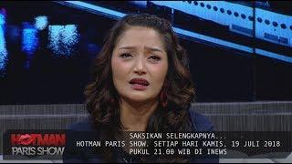 Gambar cover Lika-liku Hidup Siti Badriah Hingga Lagu 'Lagi Syantik' Viral, Hanya di Hotman Paris Show 19 Juli