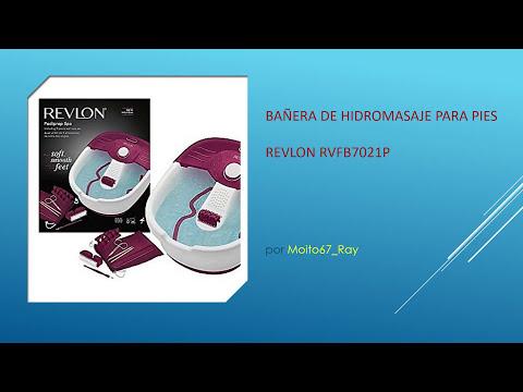 Bañera de Hidromasaje para Pies, Revlon RVFB7021P