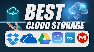 What's The BEST Cloud Storage in 2021? Dropbox vs OneDrive vs Google Drive vs iCloud vs Amazon
