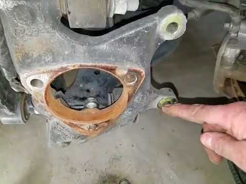 2013 Buick LaCrosse Rear Wheel Bearing