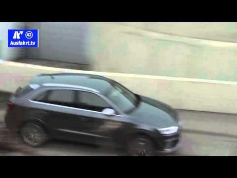 Sound Audi RSQ3