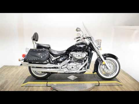 2008 Suzuki Boulevard C50T in Wauconda, Illinois - Video 1