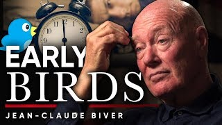 JEAN-CLAUDE BIVER - EARLY RISER: Why Waking Up Early Helps You To Succeed? | London Real