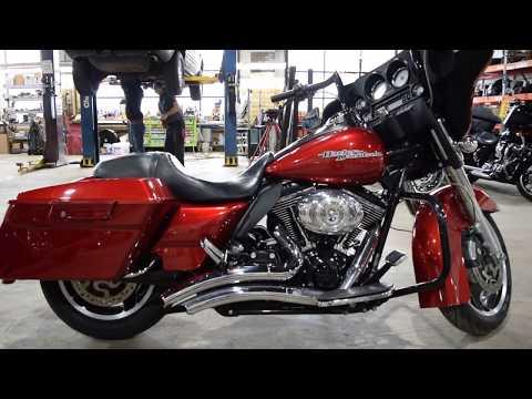 2013 Harley-Davidson Street Glide® in South Saint Paul, Minnesota - Video 1