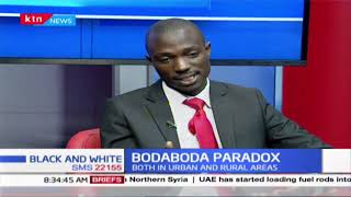 The bodaboda paradox, unfair treatment and silent assassinations | BLACK AND WHITE