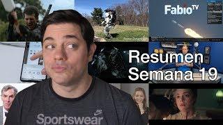 FabioTV - Resumen Semana 19 - 2018
