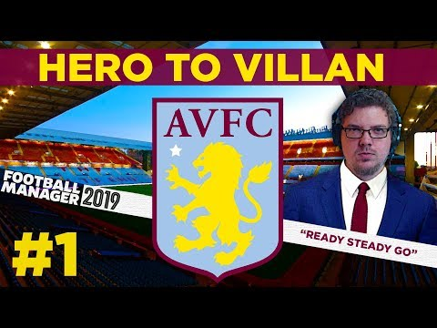HERO TO VILLAN | PART 1 | THE NEXT CHAPTER | Football Manager 2019