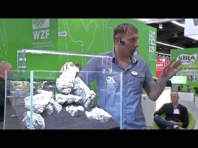 my-fish - Freestyle Aquascaping by Oliver Knott - Linea Zero - Time for a Revolution - Interzoo 2014